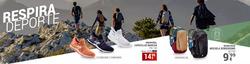 Ofertas de Decathlon  en el folleto de Madrid