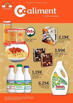 Ofertas de Hiper-Supermercados en el catálogo de Coaliment en Alginet ( Publicado ayer )