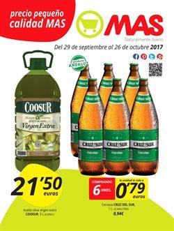 Ofertas de Supermercados MAS  en el folleto de Sanlúcar de Barrameda