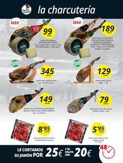 Ofertas de Jamón ibérico  en el folleto de Supermercados MAS en Granada