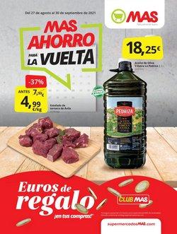 Catálogo Supermercados MAS ( Publicado ayer)