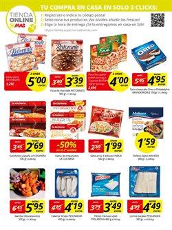 Ofertas de Findus  en el folleto de Supermercados MAS en Córdoba
