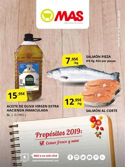 Ofertas de Supermercados MAS  en el folleto de Córdoba