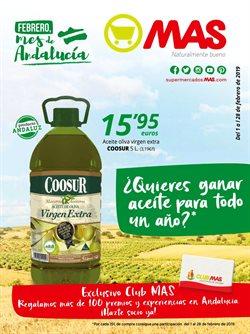 Ofertas de Supermercados MAS  en el folleto de Málaga