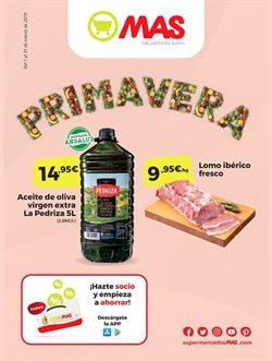 Ofertas de Supermercados MAS  en el folleto de Sevilla