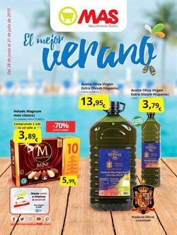 Ofertas de Supermercados MAS  en el folleto de El Puerto De Santa María