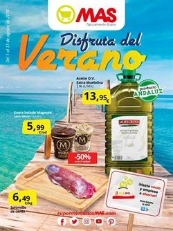 Ofertas de Supermercados MAS  en el folleto de Fuengirola