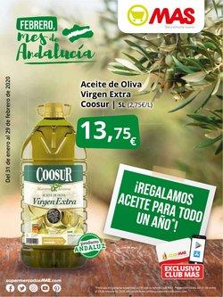 Catálogo Supermercados MAS en Alcalá de Guadaira ( 13 días más )