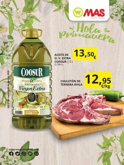 Catálogo Supermercados MAS en Dos Hermanas ( 19 días más )