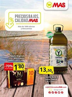 Catálogo Supermercados MAS en Camas ( 3 días publicado )