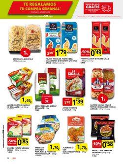 Ofertas de Maggi en Supermercados MAS
