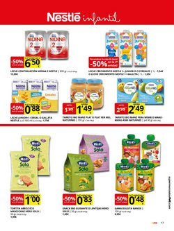 Ofertas de Potitos en Supermercados MAS