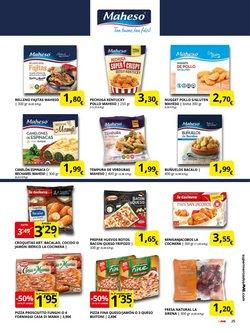 Ofertas de Buñuelos en Supermercados MAS