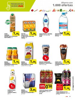 Ofertas de Caffe latte en Supermercados MAS