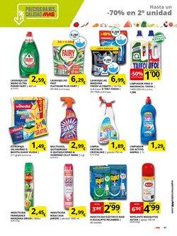 Ofertas de Fairy en Supermercados MAS