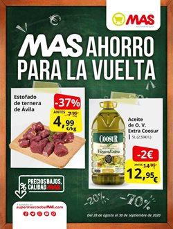 Catálogo Supermercados MAS en Utrera ( 2 días más )