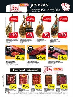 Ofertas de Paleta de cerdo en Supermercados MAS