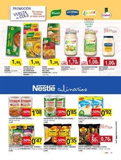 Ofertas de Caldo en Supermercados MAS