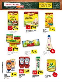 Ofertas de Guacamole en Supermercados MAS