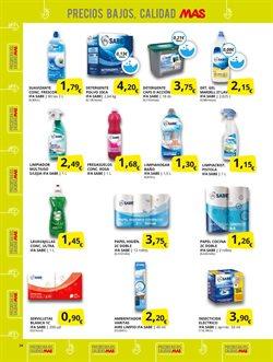 Ofertas de Repelente en Supermercados MAS
