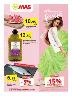 Catálogo Supermercados MAS en El Puerto De Santa María ( 9 días más )