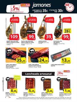 Ofertas de Jamón bodega en Supermercados MAS