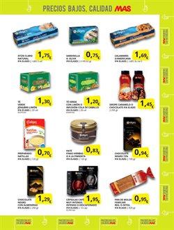 Ofertas de Natillas en Supermercados MAS