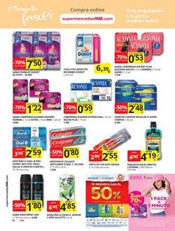 Ofertas de Dentífrico en Supermercados MAS