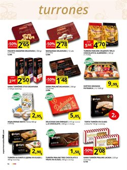 Ofertas de San en Supermercados MAS
