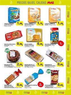 Ofertas de Copos de avena en Supermercados MAS
