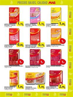 Ofertas de Salami en Supermercados MAS