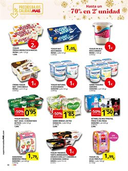 Ofertas de Activia en Supermercados MAS