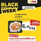 Catálogo Supermercados MAS en Mairena del Aljarafe ( Caduca hoy )