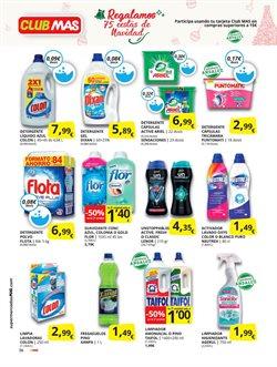 Ofertas de Ariel en Supermercados MAS