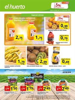 Ofertas de Huerto urbano en Supermercados MAS