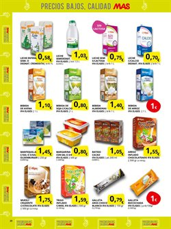 Ofertas de Bebida de arroz en Supermercados MAS