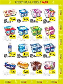 Ofertas de Yogur bífidus en Supermercados MAS