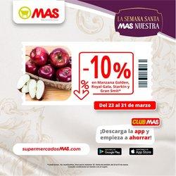Catálogo Supermercados MAS ( Caducado)