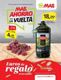 Catálogo Supermercados MAS ( 14 días más)