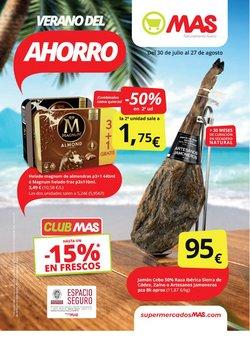 Catálogo Supermercados MAS ( Publicado hoy)