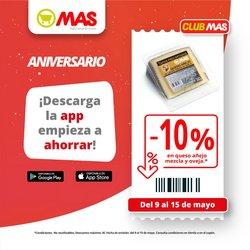 Catálogo Supermercados MAS ( Caduca hoy)