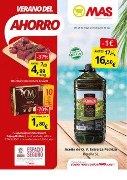 Ofertas de Supermercados MAS en el catálogo de Supermercados MAS ( 13 días más)