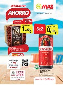 Catálogo Supermercados MAS ( 2 días más)