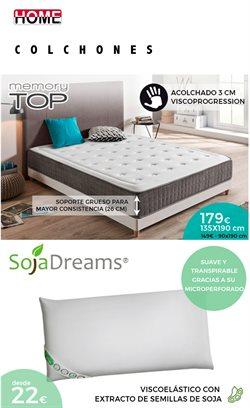 Ofertas de Camas  en el folleto de La Tienda Home en Madrid