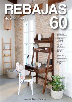 Ofertas de Hogar y muebles  en el folleto de Banak Importa en Palamos