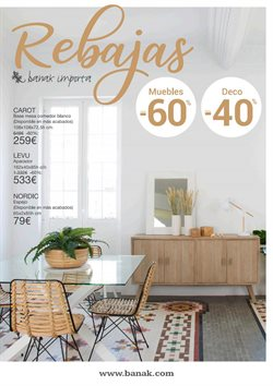 Ofertas de Banak Importa  en el folleto de Alicante