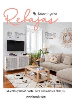 Catálogo Banak Importa en Murcia ( 2 días más )