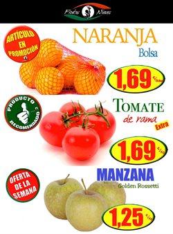 Ofertas de Frutas Nieves  en el folleto de San Sebastián de los Reyes