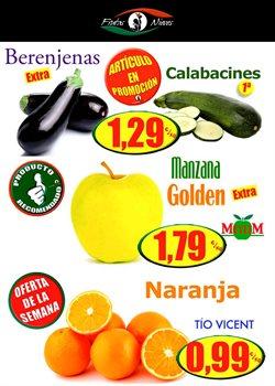 Ofertas de Frutas Nieves  en el folleto de Madrid