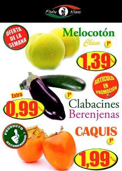 Ofertas de Frutas Nieves  en el folleto de Pozuelo de Alarcón